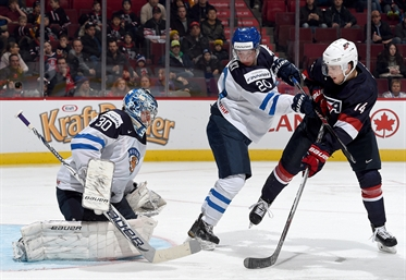 U.S. shoots down Finland