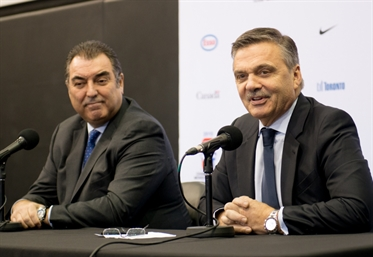 IIHF addresses media